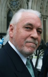 Gary Brooker of Procol Harum